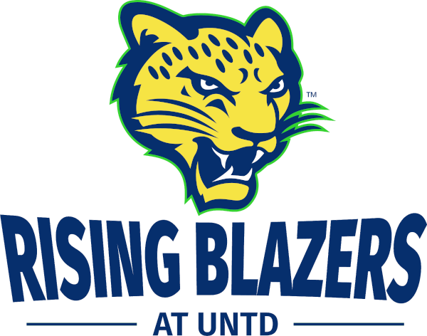 Rising Blazers logo