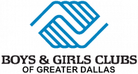 Rising Blazers Boys and Girls Clubs of Greater Dallas logo
