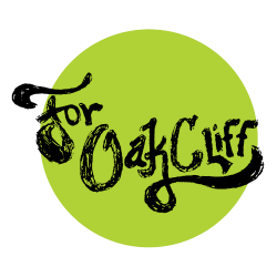 Rising Blazers For Oak Cliff logo