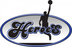 Rising Blazers Mark Cuban Heroes Basketball Center logo