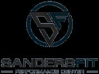 Rising Blazers Sanders Fit logo
