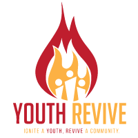 Rising Blazers Youth Revive logo